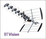 Aerial Upgrades for BT Vision Receivers